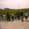 Inauguración de los campos de futbol base