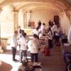 Primera edicion - las cocinas en el porche de la Ermita