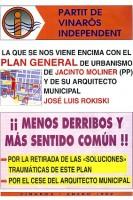 1999 Plan General - La que se nos viene encima