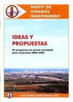 2003 ideas y prouestas