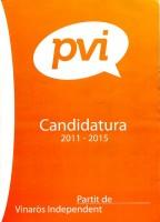 2011 Candidatura