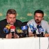 El subdelegado Loreenzo con Javier Balada