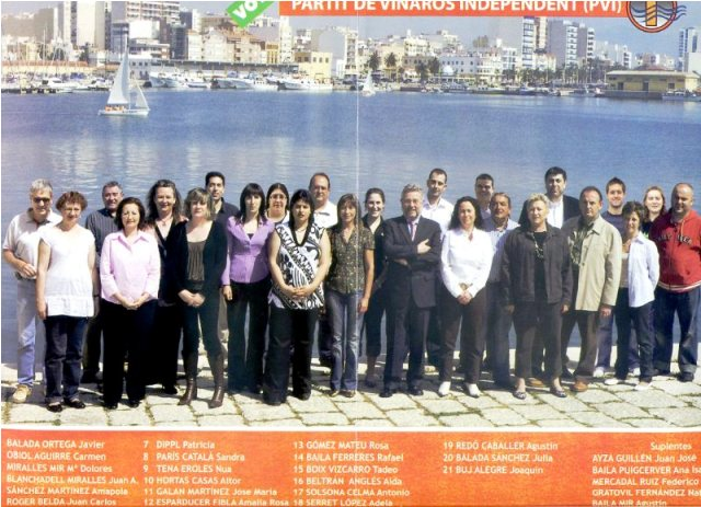 candidatura 2007-2011