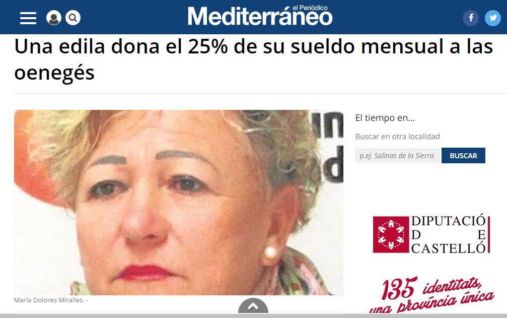 Meiterraneo Maria Dolores