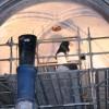 Restauración de una de las capillas