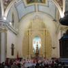 Restauración del retablo del altar mayor