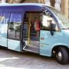 Autobus adaptado para minusválidos