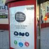 Cabina para fibra óptica de Ono