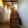 Construcción de dos escaleras