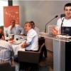 Presentación del concurso de cocina en Valencia